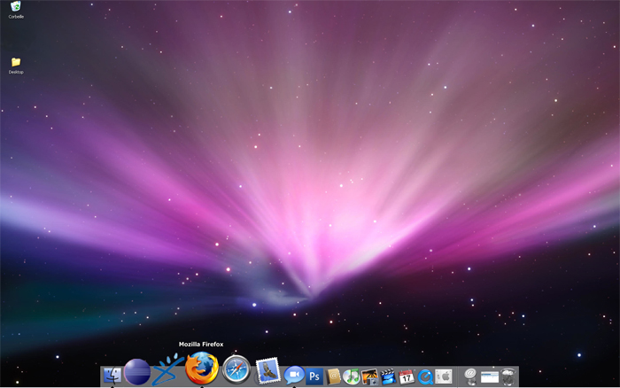 mac os x on windows xp 2