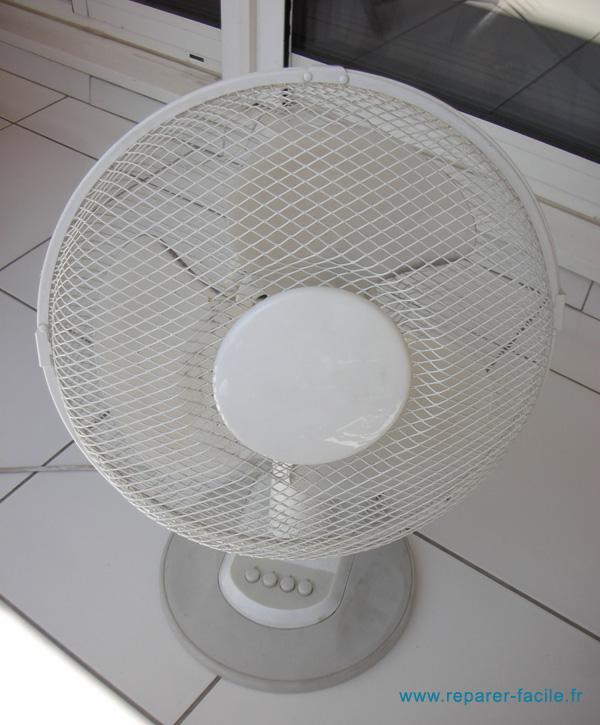 Ventilateur puissance
