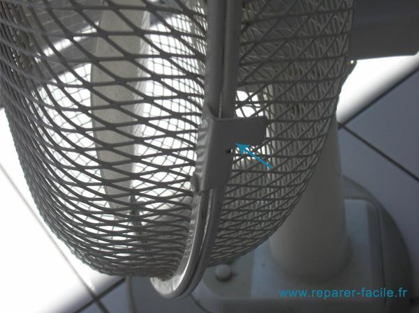 Clips ventilateur