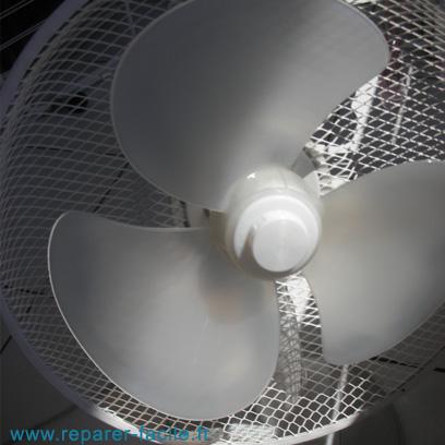Ventilateur propre