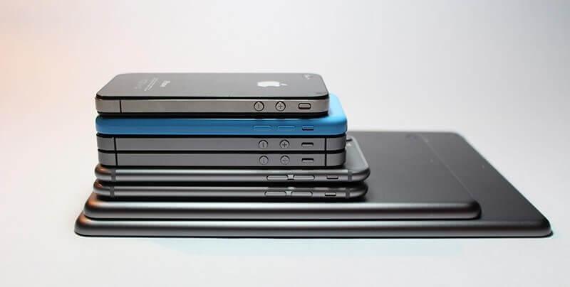 Réparation produits Apple